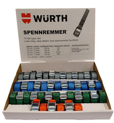 Spennremdispenser