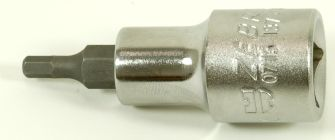 "½"" bitspiper for HEX  L= 43 - 60 mm"
