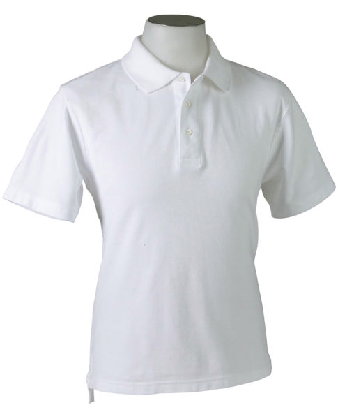 1e1a0f61 Piquet skjorte, hvit