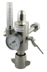 Gassregulator prosaver