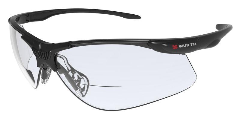 bb412ad81 Vernebrille med styrke, klart glass