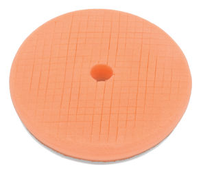 Polerpad orange, soft pad